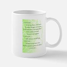 I Choose Mugs