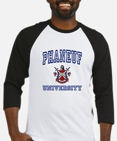 PHANEUF University Baseball Jersey