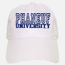 PHANEUF University Baseball Baseball Cap