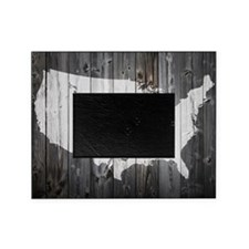 Cool Us map Picture Frame
