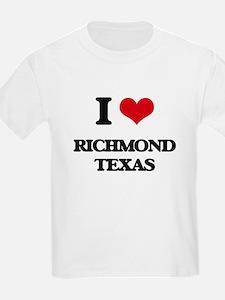 I love Richmond Texas T-Shirt