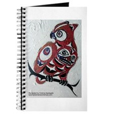 Owl Totem Zodiac Journal