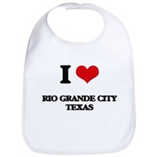 I love Rio Grande City Texas Bib