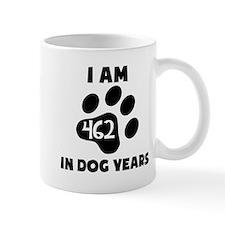 66th Birthday Dog Years Mugs