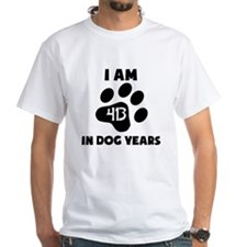 59th Birthday Dog Years T-Shirt