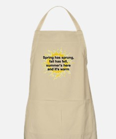 Summer's Here Apron