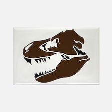 T-Rex Skull Magnets
