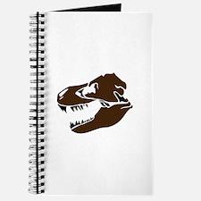 T-Rex Skull Journal