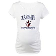 PAISLEY University Shirt