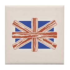 The Bacon Jack Tile Coaster