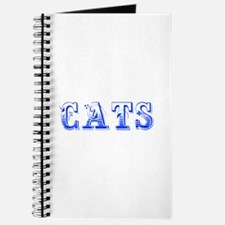 cats-Max blue 400 Journal