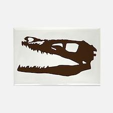 Velociraptor Skull Magnets