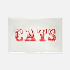 cats-Max red 400 Magnets