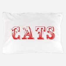 cats-Max red 400 Pillow Case