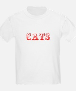 cats-Max red 400 T-Shirt
