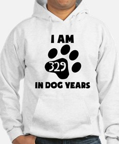 47th Birthday Dog Years Hoodie