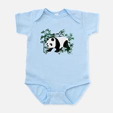 Panda Bear on the Prowl Walking in the B Body Suit