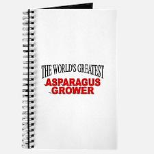 """The World's Greatest Asparagus Grower"" Journal"