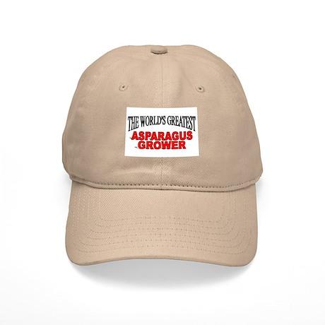 """""""The World's Greatest Asparagus Grower"""" Cap"""