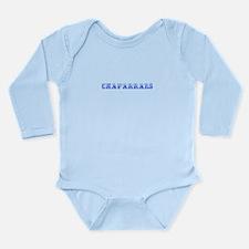 Chaparrals-Max blue 400 Body Suit