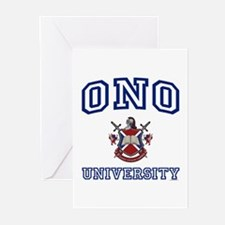 ONO University Greeting Cards (Pk of 10)