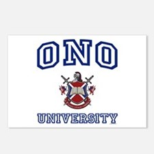 ONO University Postcards (Package of 8)
