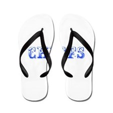 Chiefs-Max blue 400 Flip Flops