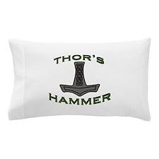 Thors Hammer Pillow Case