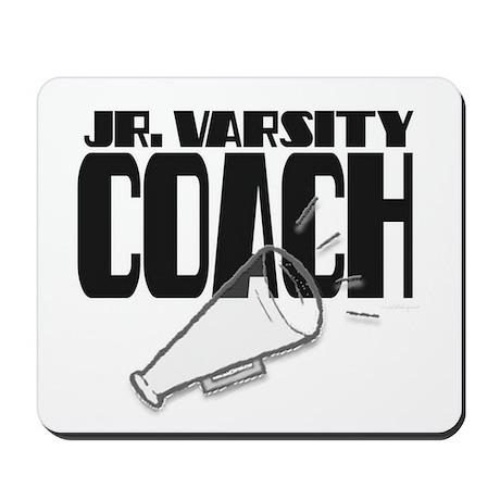 Jr. Varsity Coach Mousepad