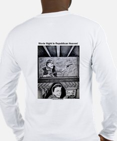 Movie Night in Republican Heaven T-Shirt