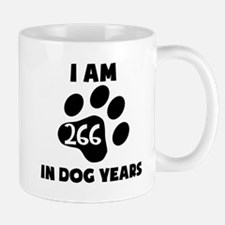 38th Birthday Dog Years Mugs