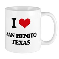 I love San Benito Texas Mugs