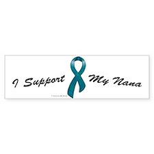 I Support My Nana (OC) Bumper Bumper Sticker