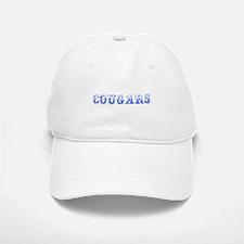Cougars-Max blue 400 Baseball Baseball Baseball Cap