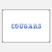 Cougars-Max blue 400 Banner