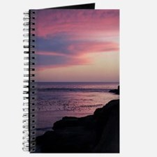 Purple Sunset Journal