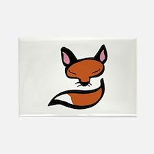 Fox Head & Tail Magnets