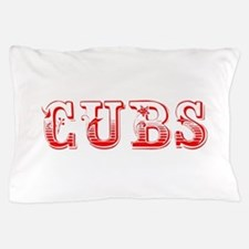 Cubs-Max red 400 Pillow Case