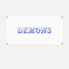 Demons-Max blue 400 Banner