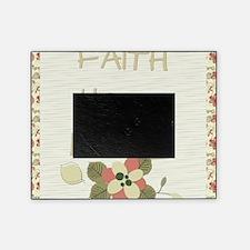 Faith Hope Love Picture Frame