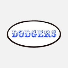 dodgers-Max blue 400 Patch