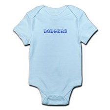 dodgers-Max blue 400 Body Suit