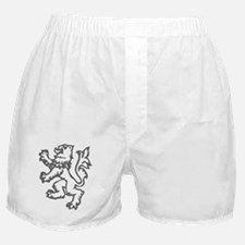 Resden Strength Lion Boxer Shorts