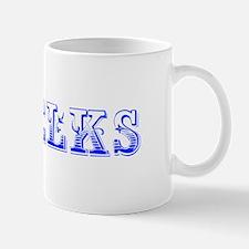 Elks-Max blue 400 Mugs