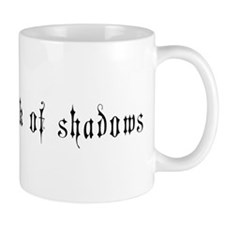 Half Sick of Shadows Mug