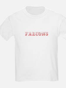 Falcons-Max red 400 T-Shirt
