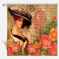 Lady Anne Shower Curtain