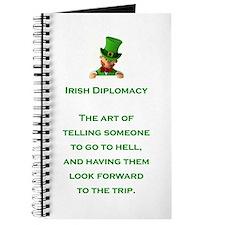 IRISH DIPLOMACY Journal