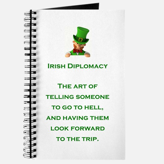 IRISH DIPLOMACY Journal