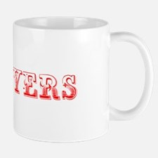 Flyers-Max red 400 Mugs